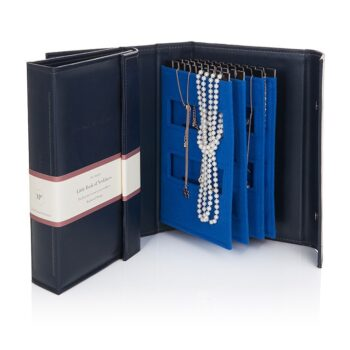 Little Book of Necklaces, Blue