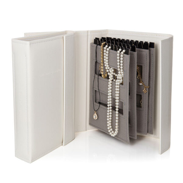 Little Book of Necklaces, Ivory