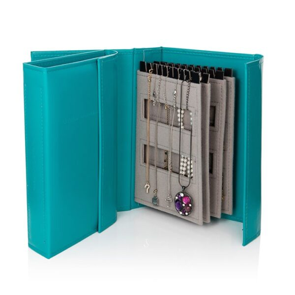 Little Book of Necklaces, Teal