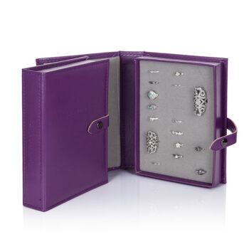 Little Book of Rings | Purple