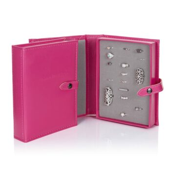 Little Book of Rings | Pink