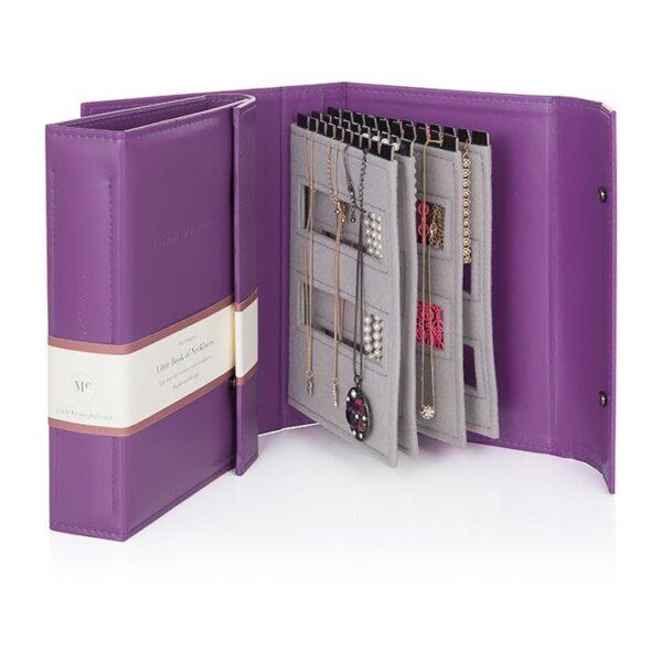 Little Book of Necklaces, Purple